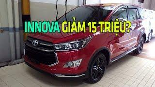 Thực hư Toyota giảm 15 triệu đồng cho khách mua xe Innova | Tin Xe Hơi