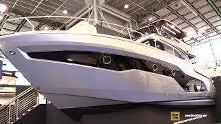 2019 Cranchi E52 F Evoluzione Luxury Yacht - Walkaround - 2019 Boot Dusseldorf