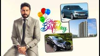 From luxury cars to Bandra apartment, expensive things owned by Abhishek Bachchan