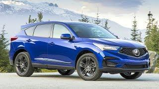 2019 Acura RDX A-Spec - Design, Performance and Luxury