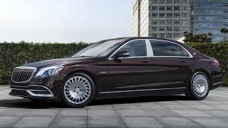 2020 Mercedes-Maybach S650 Luxury Sedans Introducing
