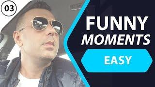 Funny Moments Easy #03 - F1 | By Cycu TV