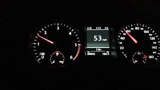 VW Passat CC  TOP SPEED