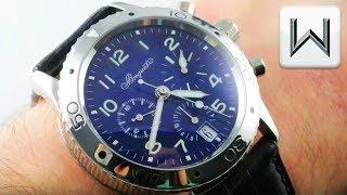Breguet Type XX Transatlantique BLUE/PLATINUM Chronograph (3820PT/E2/9W6) Luxury Watch Review