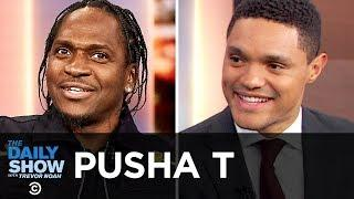 "Pusha T - Luxury Street Rap, Rap Battles & ""Daytona"" 