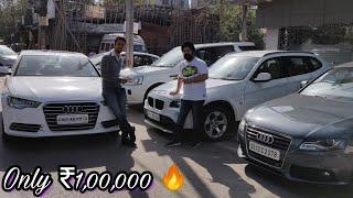 Cheapest Luxury Sedans !❤️ | Audi, BMW, Mercedes | DELHI | Tushar 51NGH