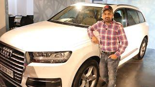 Audi Q7 Quattro 3.0 TDI | Preowned Suv Luxury Car | My Country My Ride