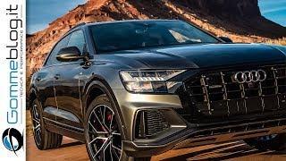 2019 Audi Q8 - interior Exterior and Drive