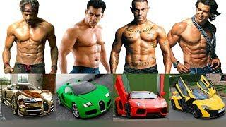 Top 15 Bollywood Actors Super Cars ★ 2018