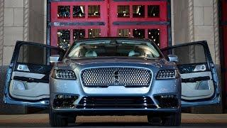 2019 Lincoln Continental Coach EDITION - Rolls-Royce Ghost TWIN - LUXURY Sedan