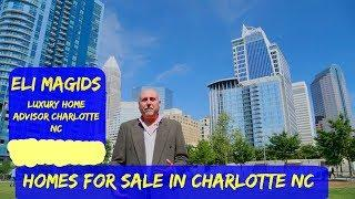 Homes For Sale in Charlotte NC | Luxury Charlotte Home Advisor