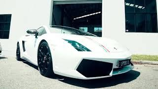 Lamborghini Luxury Cars- James Southam