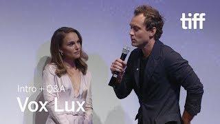 VOX LUX Cast & Crew Q&A | TIFF18