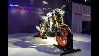 Yamaha sắp ra mắt mẫu xe XSR155 hoài cổ vừa đẹp vừa hầm hố