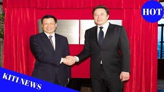 Elon Musk signs agreement for Tesla factory in China with 500k vehicle capacity