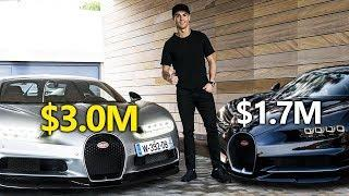 Cristiano Ronaldo - Luxury Car Collection ★ 2008 - 2018 ★ LifeStyle