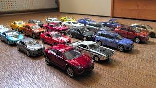 Lots of Cool Toy Cars in My Room - Toys for Kids