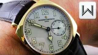 Vacheron Constantin Historiques American 1921 New York Boutque (82035/000J-9717) Luxury Watch Review