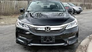 Used 2016 Honda Accord Chicago Lisle, IL #HL0987