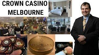 MELBOURNE LUXURY HOTELS - Crown Casino Suites Melbourne