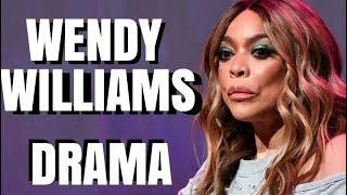 WENDY WILLIAMS HUSBAND DRAMA