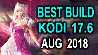 The Best New Kodi 17.6 build for August 2018 ????Luxury???? Build - Amazon Firestick & Android