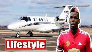 PAUL POGBA Lifestyle, Net Worth, Salary,House,Cars, Awards, Education, Biography And Family