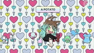 Potato | meme|//gacha life//