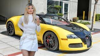 Kylie Jenner Luxury Cars Collection 2018