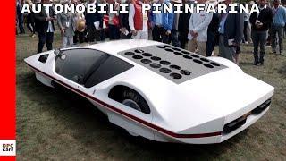 Automobili Pininfarina Luxury Electric Vehicle
