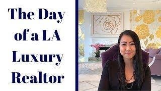 A day in the life of a luxury realtor