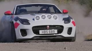 Jaguar F-TYPE | Rally Car