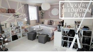 Luxury Bedroom Tour : Upgraded & Updated
