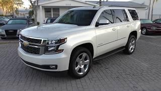 This 2015 Chevrolet Tahoe LT is a luxury SUV with real truck credibility.