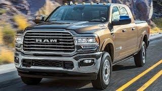 2019 Ram 2500 Longhorn Mega Cab - Performance, Capability and Luxury