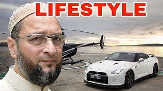 Asaduddin Owaisi Luxurious Lifestyle, Family, salary, Net Worth, Biography