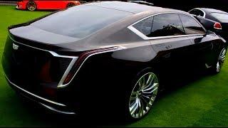 NEW 2019 - Cadillac Escala Luxury Automatic Drive - Exterior and Interior 1080p
