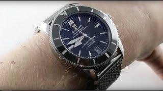 Breitling Superocean Heritage II AB2010121B1A1 Luxury Watch Review