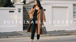 The Curated Camel Coat Review | Sustainable, Slow Fashion Luxury