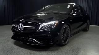 2018 Mercedes AMG CLA WalkAround : REview | World Car