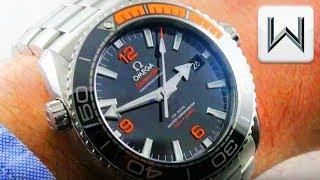 Omega Seamaster Planet Ocean 600M Chronometer Professional (215.30.44.21.01.002) Luxury Watch Review