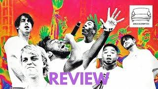 BROCKHAMPTON - iridescence | Album Review (German / Deutsch)