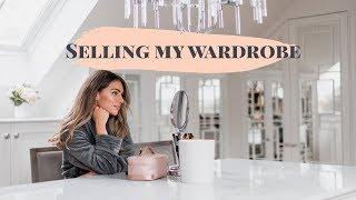 LUXURY AUTUMN WARDROBE CLEAR OUT & AN EXCITING RE-RELEASE  | Lydia Elise Millen