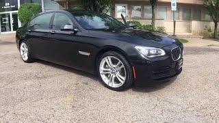 2013 BMW 750Li Milwaukee, WI, Kenosha, WI, Northbrook, Schaumburg, Arlington Heights, IL 4520