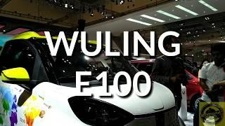 Smart Fortwo?? Bukan, Ini Mobil Canggih Wuling E100 (REVIEW) GIIAS 2018