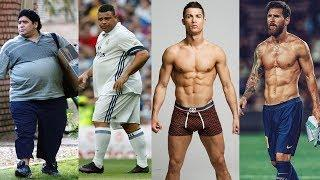Best Football Players Before and After 2018 | Ronaldo, Maradona, Messi, Pelé,...etc