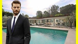 Jamie Dornan House Tour $3200000 Hollywood Luxury Lifestyle 2018