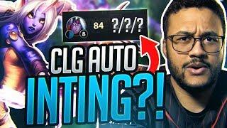 CLG AUTO INTING?! | APHROMOO
