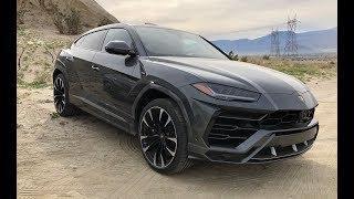 2019 Lamborghini Urus - (Track) One Take
