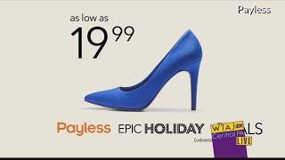 11-29 Trending: Payless opens up fake luxury shoe store in viral prank